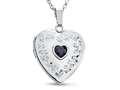 Heart Shaped Sapphire