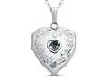 Heart Shaped Aquamarine