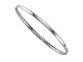 Sterling Silver Slip On Bracelet