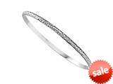 Sterling Silver Slip On Bracelet style: 50PM413