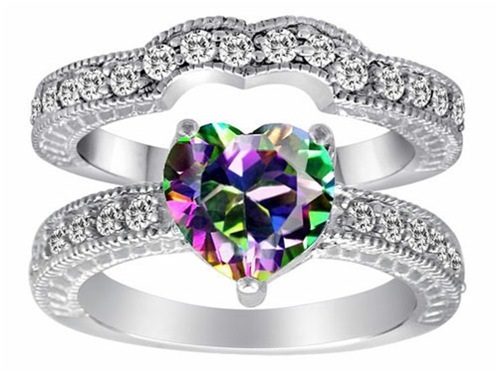 s cut dazzling cz silver sterling addiction in fire ring mystic round eve rings