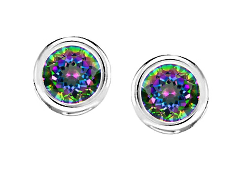 shiny in stud canada colored silver buy plated mystic gems pairs jewelry earrings sterling russia wholesale gentle luckyshine cheap round topaz