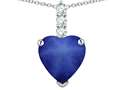 Created Star Sapphire