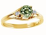 Tommaso Design™ Genuine Sapphire Ring style: 22073