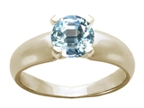 Tommaso Design™ Genuine Aquamarine Ring style: 23942