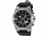 Officina Del Tempo Race II 42mm Chronograph Leather Band (OT1041/1100BM) Made in Italy style: OT10411100N