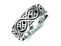 Finejewelers Sterling Silver Fancy Ring