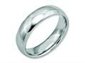 Chisel Stainless Steel 6mm Polished Weeding Band