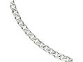 Chisel Stainless Steel Polished Fancy Link 8.5in Bracelet