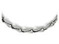 Chisel Stainless Steel Polished Fancy Link Bracelet