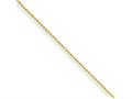 Chisel Yellow Rhodium Over Brass 1.50mm Plated Ball Chain Necklace