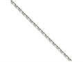 Chisel Stainless Steel 4.30mm 20in Cable Chain Necklace