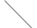 Chisel Stainless Steel 3.2mm 22in Box Chain Necklace