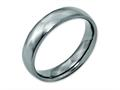 Chisel Titanium 5mm Polished Weeding Band