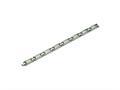 Chisel Titanium Brushed and Polished Bracelet - 8.5 inches