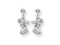 Disney Mickey Dangle Post Earrings