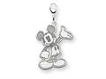 Disney Waving Mickey Lobster Clasp Charm