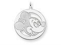 Disney Mickey Round Charm