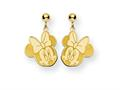 Disney Minnie Dangle Post Earrings