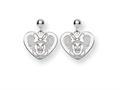 Disney Minnie Dangle Post Earrings