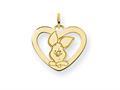 Disney Piglet Heart Charm