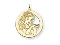Disney Snow White Round Charm