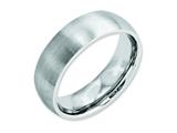 Chisel Cobalt Satin 7mm Weeding Band style: CC32