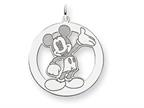 Disney Waving Mickey Charm Style number: WD114SS