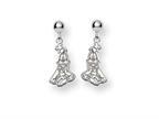 Disney Goofy Dangle Post Earrings Style number: WD155SS