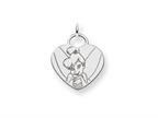 Disney Tinker Bell Heart Charm Style number: WD282SS