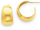 14k Small Hoop Earrings style: E684