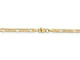Finejewelers 10k 3.0mm Figaro Chain Bracelet style: LES82087