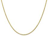 24 Inch 14k 1.3mm Heavy-baby Rope Chain style: PEN624