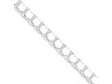 16 Inch Sterling Silver 4.5mm Box Chain Necklace style: QBX100