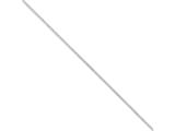 16 Inch Sterling Silver 1.6mm Round Snake Chain Necklace style: QSNL050