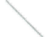 Sterling Silver Cubic Zirconia Bracelet style: QX105CZ