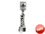 Reflections™ Sterling Silver Tableware Dangle Bead / Charm style: QRS1071