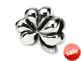 Reflections™ Sterling Silver Clover Bead / Charm style: QRS1261
