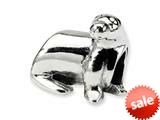 Reflections™ Sterling Silver Sea Lion Bead / Charm style: QRS245