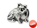 Reflections™ Sterling Silver Cat Bead / Charm style: QRS270
