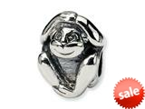 Reflections™ Sterling Silver Monkey Bead / Charm style: QRS277