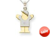 The Kids® Kid Charm / Pendant Necklace style: XK505AA