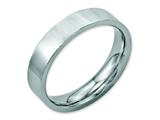 Chisel Stainless Steel Flat 5mm Polished Weeding Band style: SR7