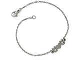 Chisel Stainless Steel Mom Bracelet style: SRB169275