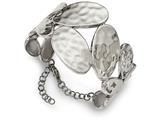 Chisel Stainless Steel Polished Bangle Bracelet style: SRB2070