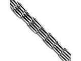 Chisel Stainless Steel Polished 8.5in Bracelet style: SRB51085