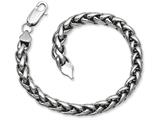 Chisel Stainless Steel Polished 8.5in Bracelet style: SRB84685