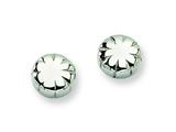 Chisel Stainless Steel Fancy Post Earrings style: SRE328