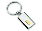 Chisel Stainless Steel Key Chain style: SRK115