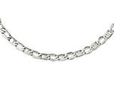Chisel Stainless Steel Polished Open Links Necklace style: SRN109824